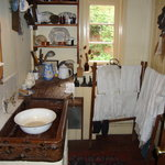 The kitchen in a cottage