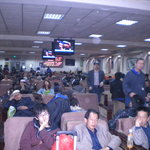 waiting room in Xian
