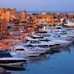  El Gouna marina