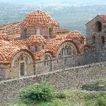 World Heritage mystras - 10 minutes away