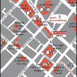  Location of Bugis Backpackers