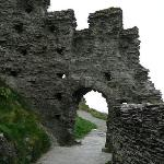 Photo of Tintagel Castle