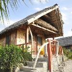 Our lovely bungalow at Rocky Ridge Tanna Island