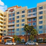 Residence Inn Tampa Downtown Foto