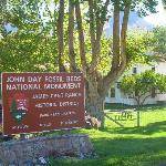 Cant Ranch John Day Fossil Beds National Park