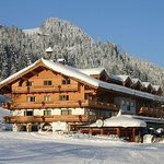 Golf & Ski Hotel Rasmushof im Winter