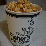 Fisher's Small Caramel Corn