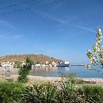  port in Kea Greece