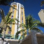 Photo de Copacabana Beach Hotel