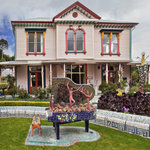 The Giants House, Akaroa