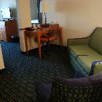 Fairfield Inn & Suites Wytheville Foto