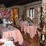  The diningroom
