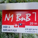 N1 Bed and Breakfast Baden