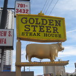 Golden Steer. Mmm mmm
