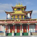 Ivolginsk Datsan (Buddhist Monastery)