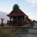 Our Khmer-style Bungalows