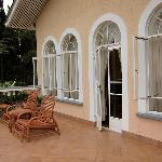 Outdoor Veranda from Malaika Suite