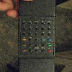 The remote control to their &quot;satellite TV&quot;