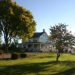 Foto de Cross Roads Inn Bed and Breakfast