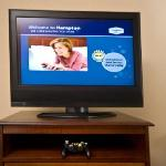 "32"" LCD Televisions in every room!"