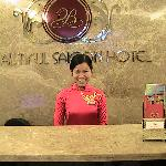 Foto van Beautiful Saigon Hotel