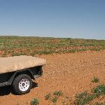 road to Lake Eyre