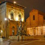  San Petronio di notte