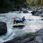 rafting the rio platano