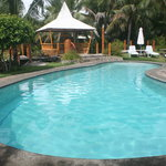 well maintained swimming pool