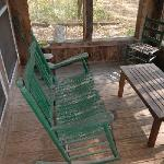 Water Lily Cottage Screened Porch