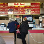 Mr. B's Best