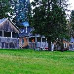 Hunter Cove Cabins on Rangeley Lakeの写真