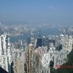 Hong Kong Island Peak Lookout