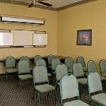 Meeting Room perfect for small classes, depositions, boardroom meetings.