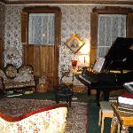  The Parlor with a Grand Piano