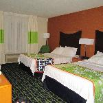Φωτογραφία: Fairfield Inn Portland Airport