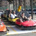 Fun on the Go Karts!