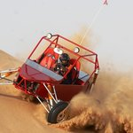 Dream Explorer Dune Buggy Driving