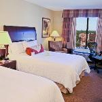 Spacious Guest Rooms overlooking downtown Bartlesville
