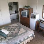 nice room with good amenities