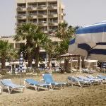Golden Bay Beach Hotel Foto