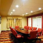  Get down to business in our executive boardroom at TownePlace Suites by Marriott in Overland Par