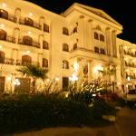  Hotel Maryam,exterior View at night