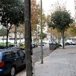 Carr Tangers - Main street of Barcelona City Apartment