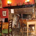 The Bar's Cosy Interior