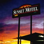 Sunset Motel at Sunset
