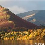 Derwent water - less than 20 minutes from the b & b...