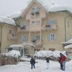 HOTEL PANGRAZZI, LET IT SNOW!!
