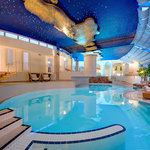  Indoorpool Posthotel Achenkirch