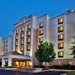 Springhill Suites By Marriott Austin Airport